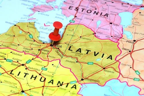 firma na Łotwie