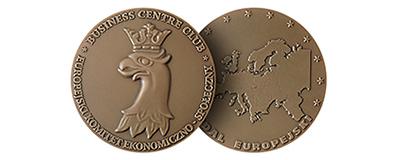 Medal Europejski 2018