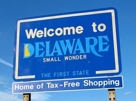 firma w Delaware